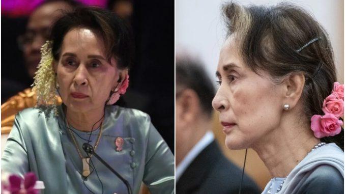 Myanmar leader