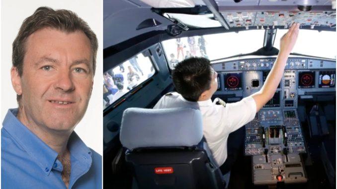 airline pilot husband