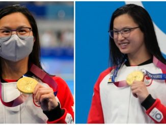 Canada's 1st gold medal