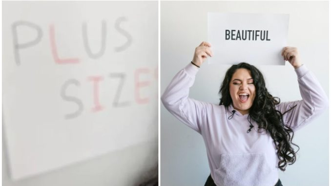 The fashion industry's 'plus-size'