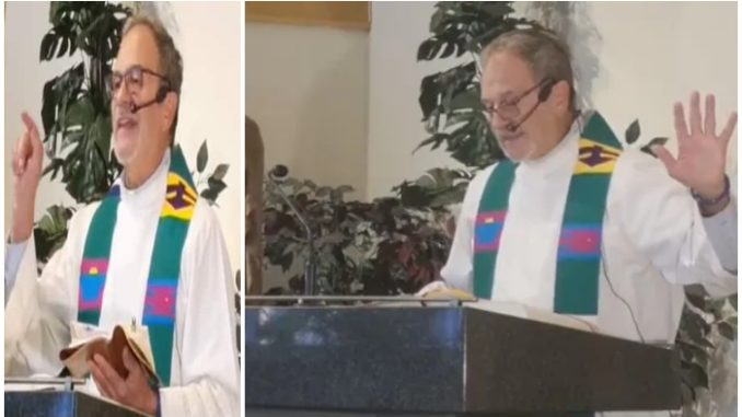 Winnipeg Catholic priest