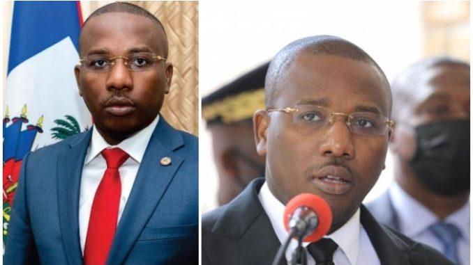Haiti's temporary prime minister