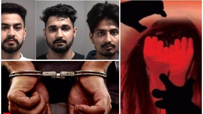 Three Punjabi males