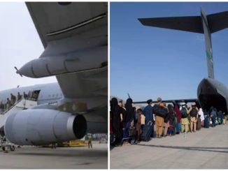 The final civilian flights