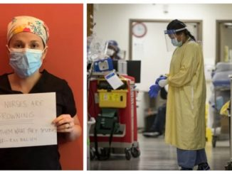 Ontario healthcare workers